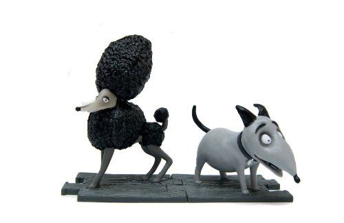 Frankenweenie Sparky And Persephone Collectible Figure Figures Nightmare Before Christmas Collection