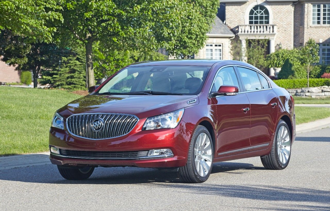 We Blog The World Buick Lacrosse 2015 Buick Buick