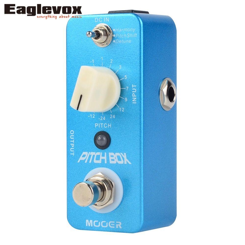 Mooer Audio Pitch Box Pitch Shifter//Detune