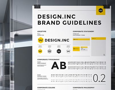 Need to build this for Brandtini, Check out this @Behance project - project manual template