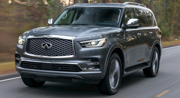 The Top 10 Infiniti Models Of All Time Infinity Suv Infiniti Suv Cars