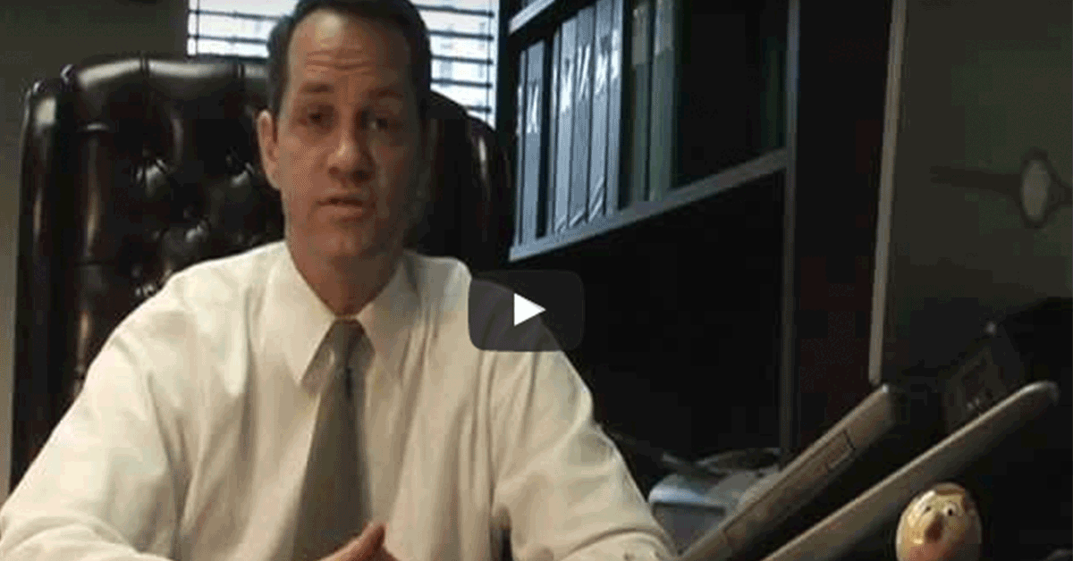 Orlando Personal Injury Attorney AutoAccident Video