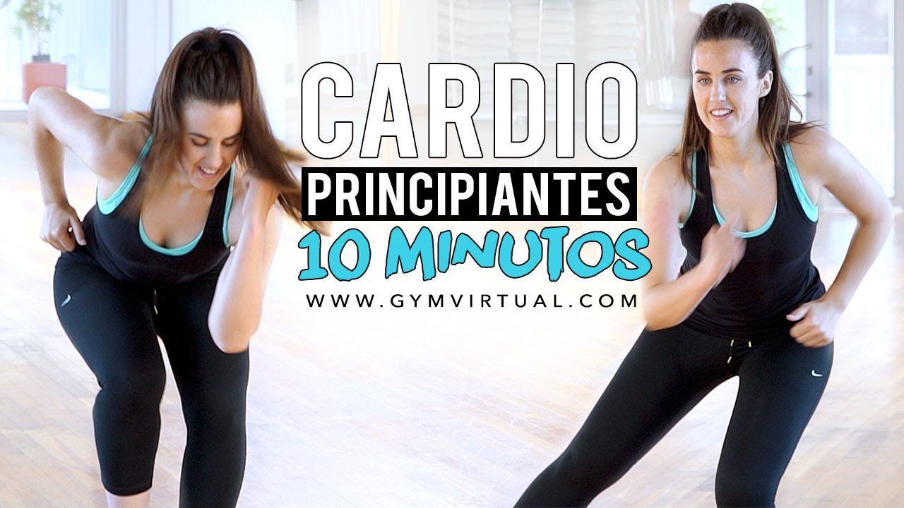 10 Minutos De Cardio Ideales Para Principiantes Cardio Fitnessstudio Kardio Cabrio