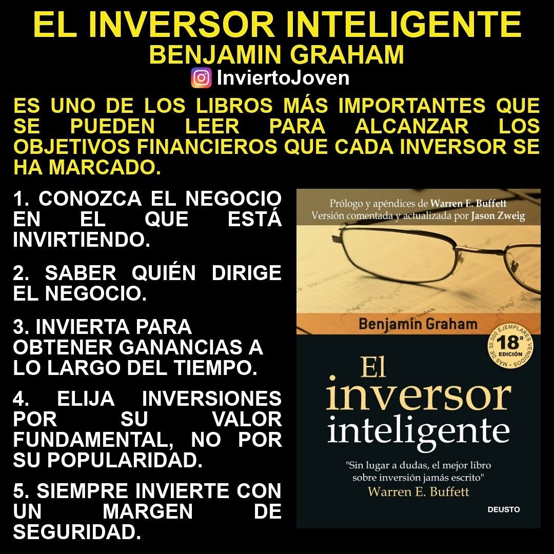 Libro El Inversor Inteligente Book Club Books Kindle Reading Amazon Books