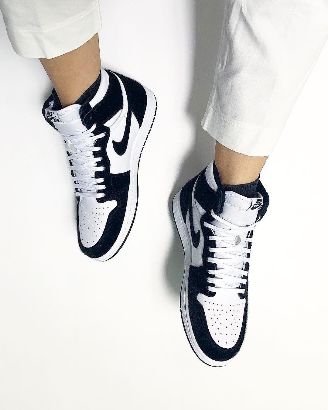 scarpe air jordan 1 panda