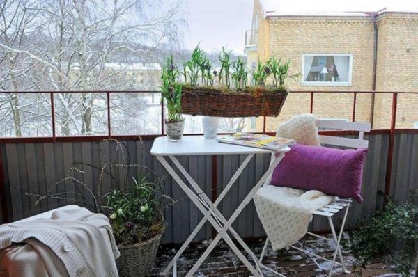 Praktische Balkon Designs Coole Ideen Den Balkon Originell - Adore small spaces 22 compact modern ideas outdoor seating areas