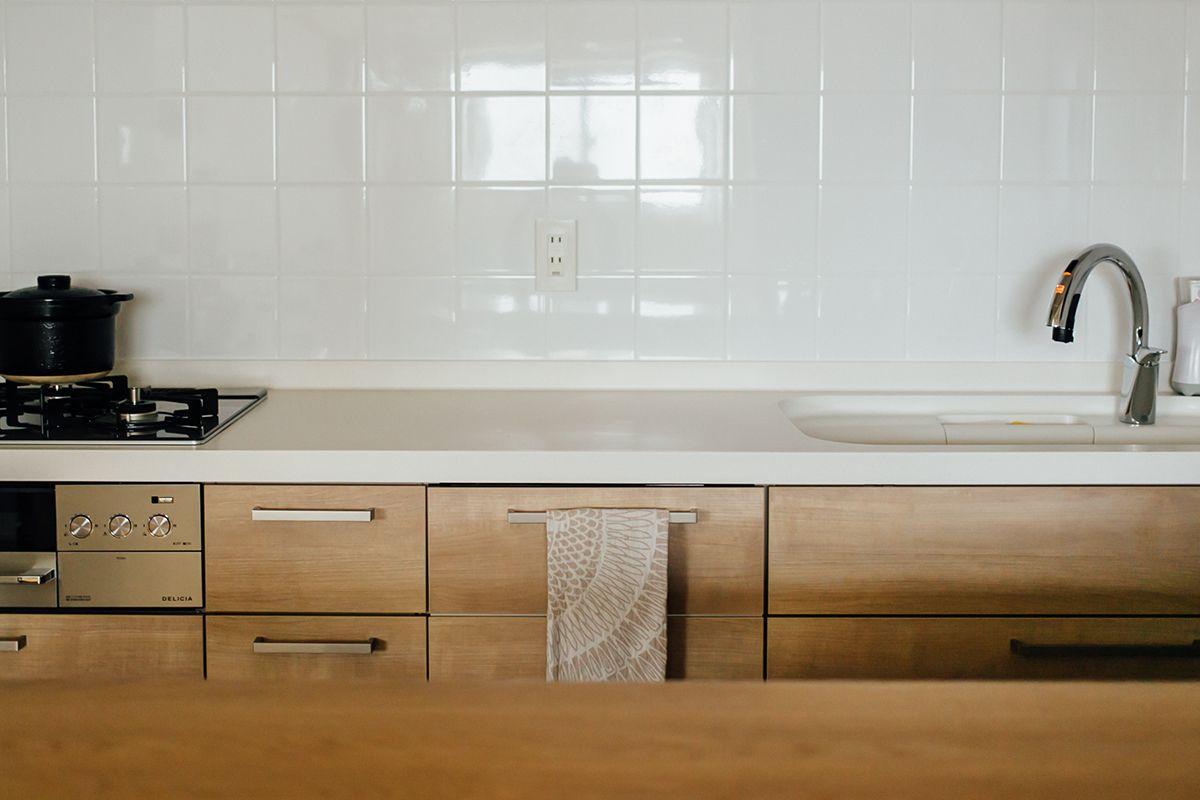 キッチンリフォーム Lixil アレスタ アレスタ 壁付けキッチン