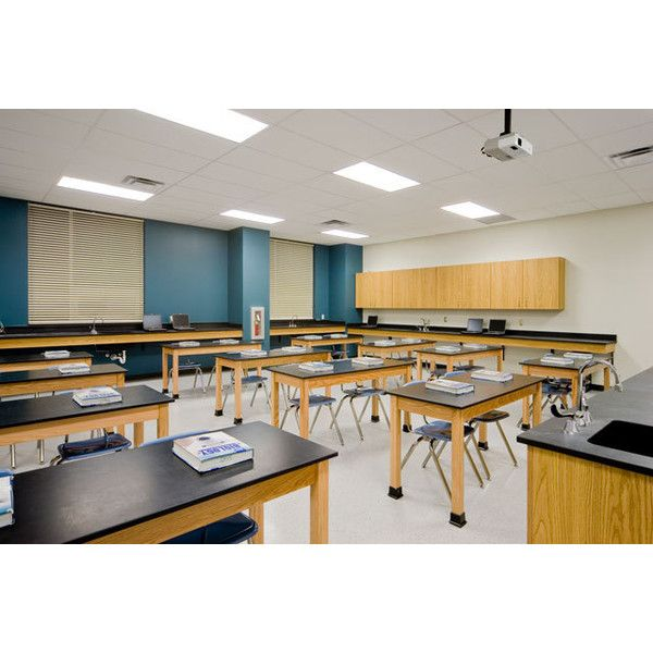 Interior Design for a Classroom via Polyvore Pattern Pinterest