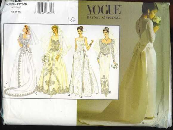 sewing patterns for wedding dresses - Google Search | Creative ...