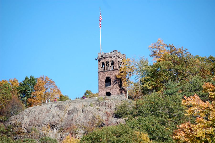 Poet's Seat Tower in Greenfield, Massachusetts | New ...