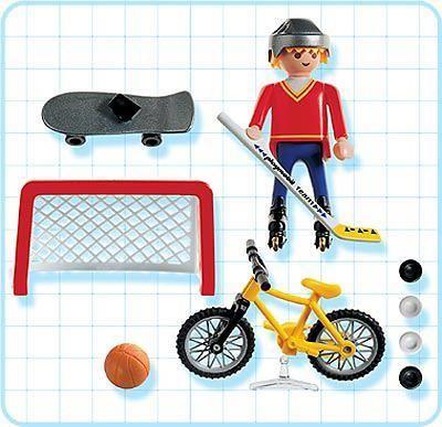 Garçon/accessoires multisport - 4948-A