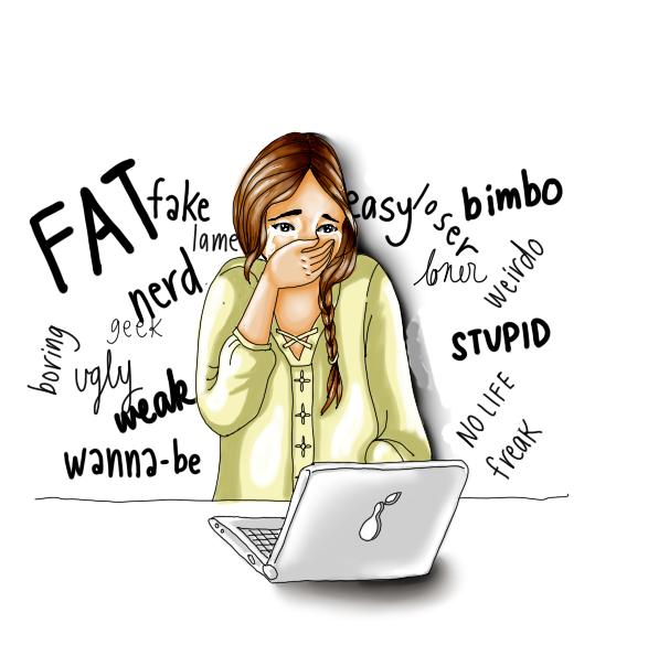 rebuttal for cyberbullying