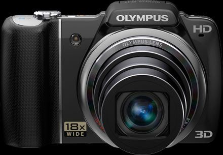 A good digital camera -- not necessarily this Olympus camera... its just the first one I came to. I need to do some researching and see which I would prefer.