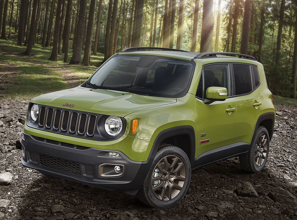 Rumor Jeep Renegade To Receive A Hybrid Model Jeep Renegade