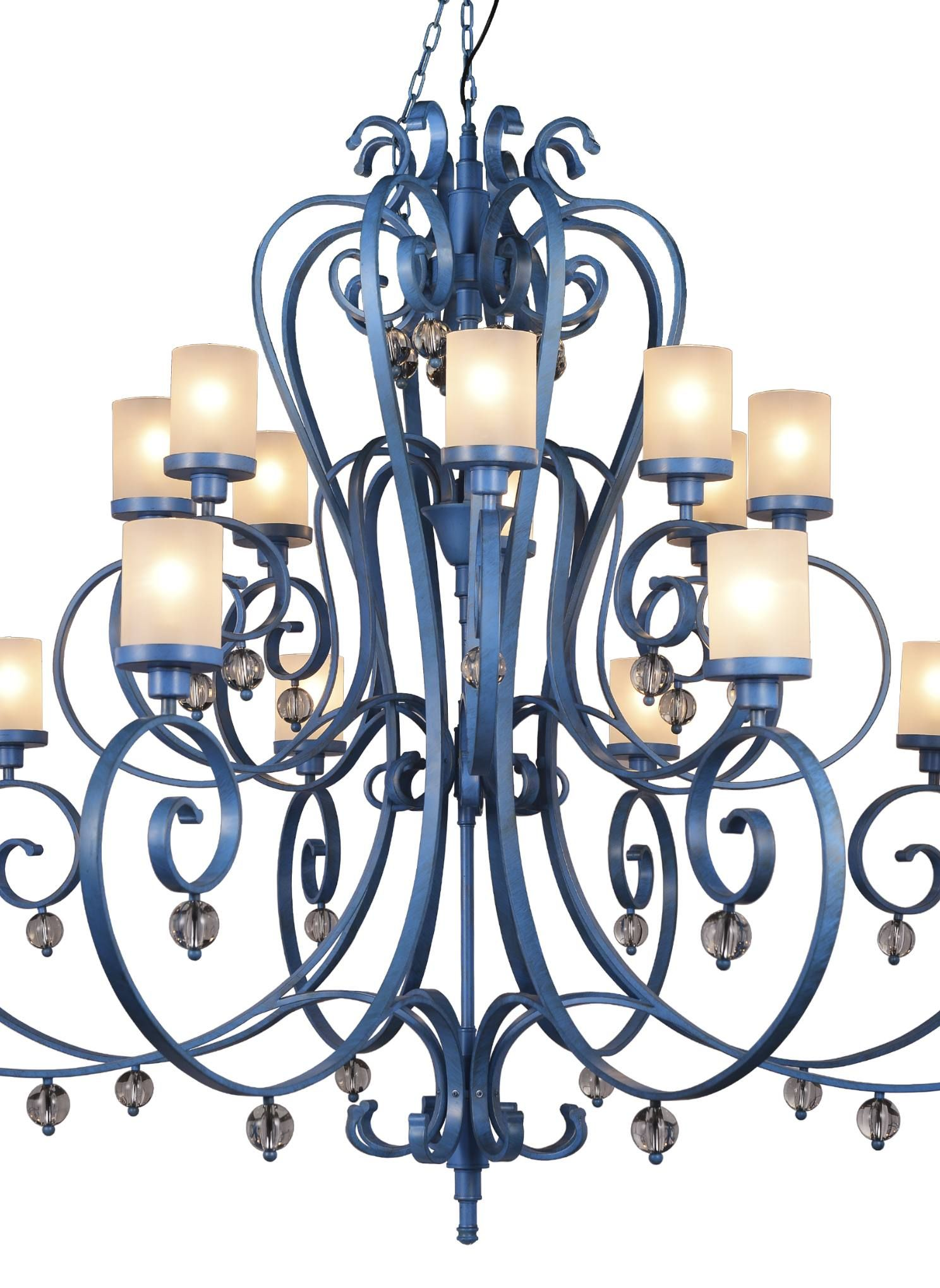 Lamparas Garcia Requejo Spectacular Chandelier Ceiling Lamp More Than 2 Meters In Diameter