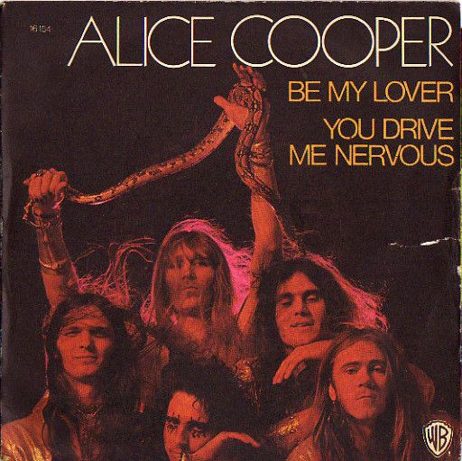 Language In 45 And 47 Stella Street: Be My Lover / You Drive Me Nervous (Vinyl