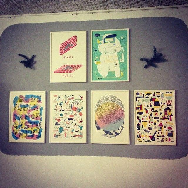 #new #screenprints at www.klub7.de/catalog/ #50x70 #edition #klub7_artistcollective #berlin