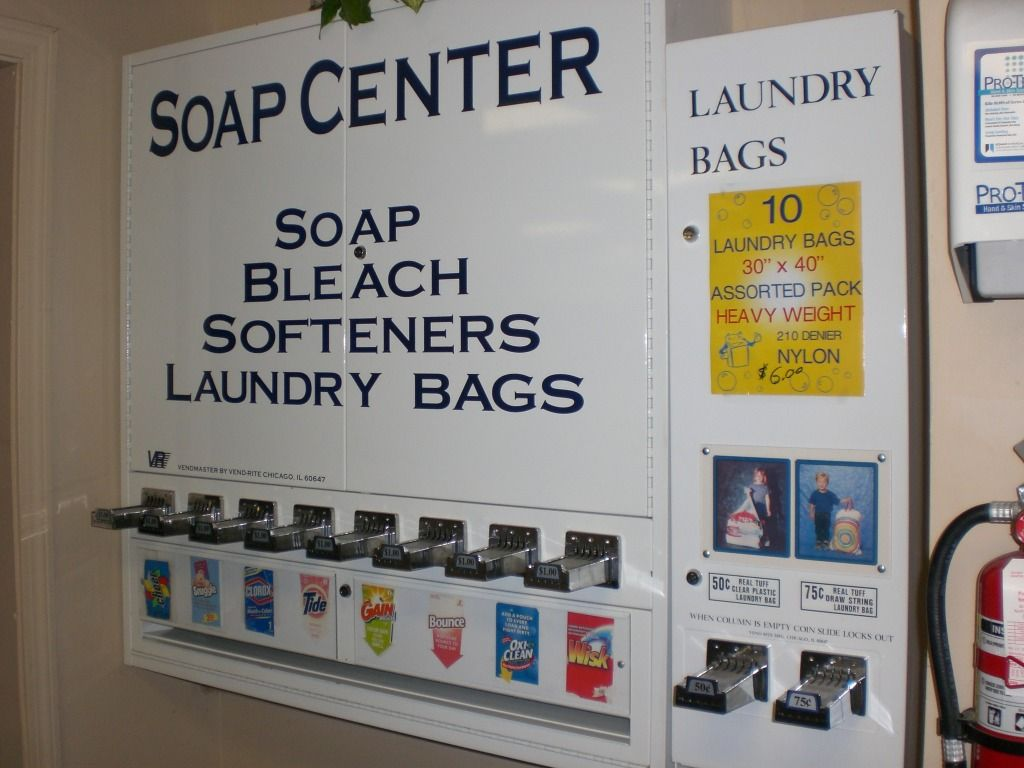 Soap Center Laundry Soap Laundry Laundromat