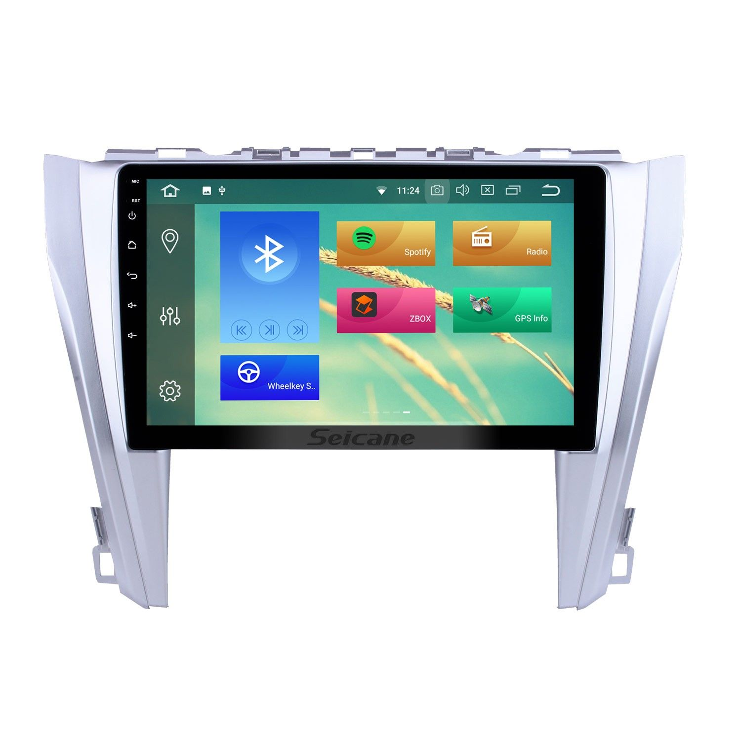 Seicane 10 1 Inch Android 8 1 Bluetooth Radio For 2015 2016 2017