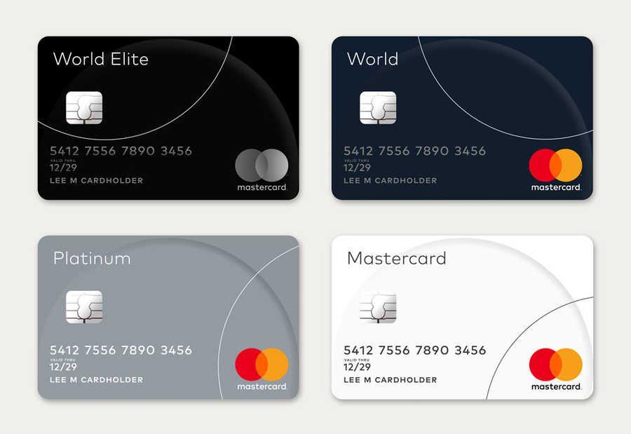 se presentó el nuevo logotipo minimalista de mastercard pinterest