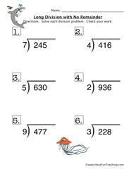 math worksheet : 1000 images about school on pinterest  long division worksheets  : Free Printable Long Division Worksheets