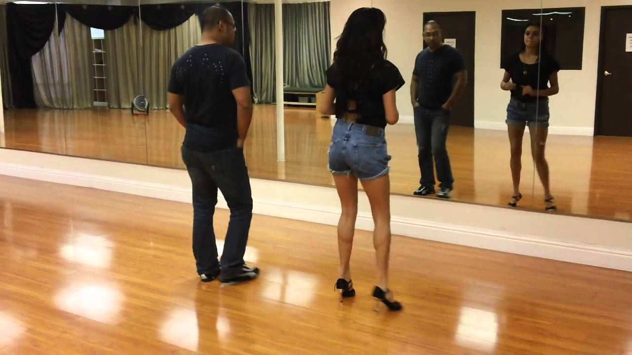 This how Bachata should be danced? What do you think