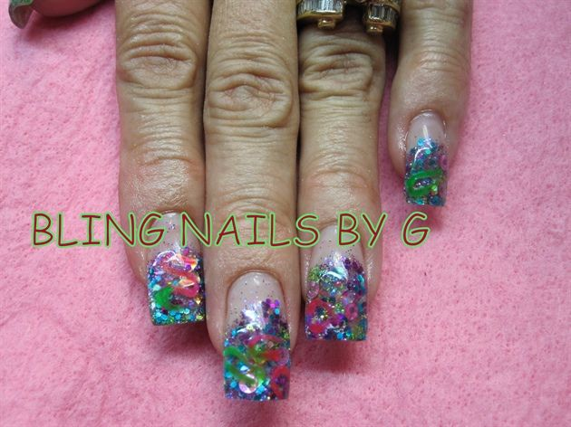 JUNK NAILS - Nail Art Gallery - JUNK NAILS - Nail Art Gallery NAIL DESIGNS Pinterest Nail