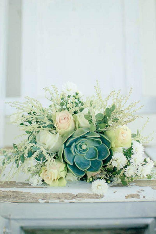 Ramos para novia primavera/verano. Inspírate más en http://bodatotal.com/