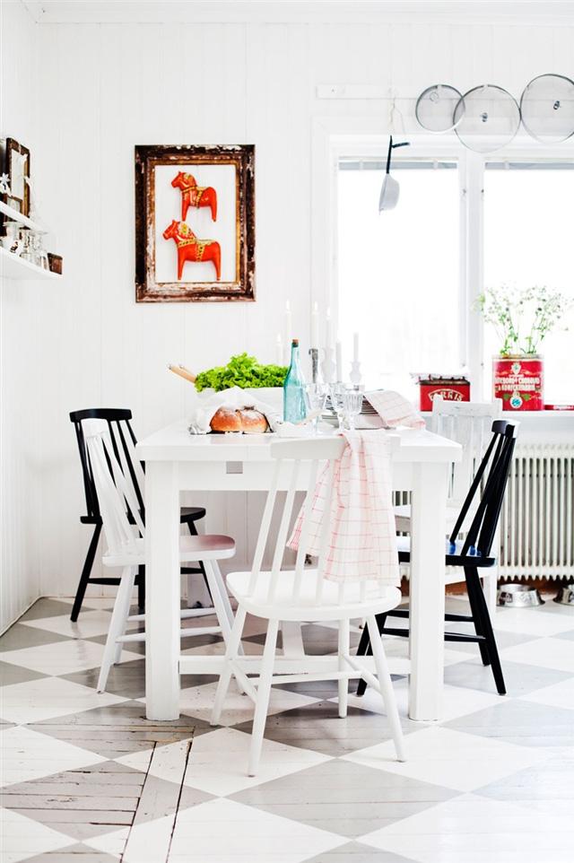 Design Style 101 Scandinavian A Beautiful Mess Scandinavian Dining Room Dining Room Design Dining Room Images