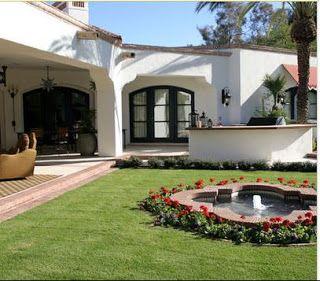 Fotos de terrazas terrazas y jardines terrazas de casas - Jardines exteriores de casas modernas ...