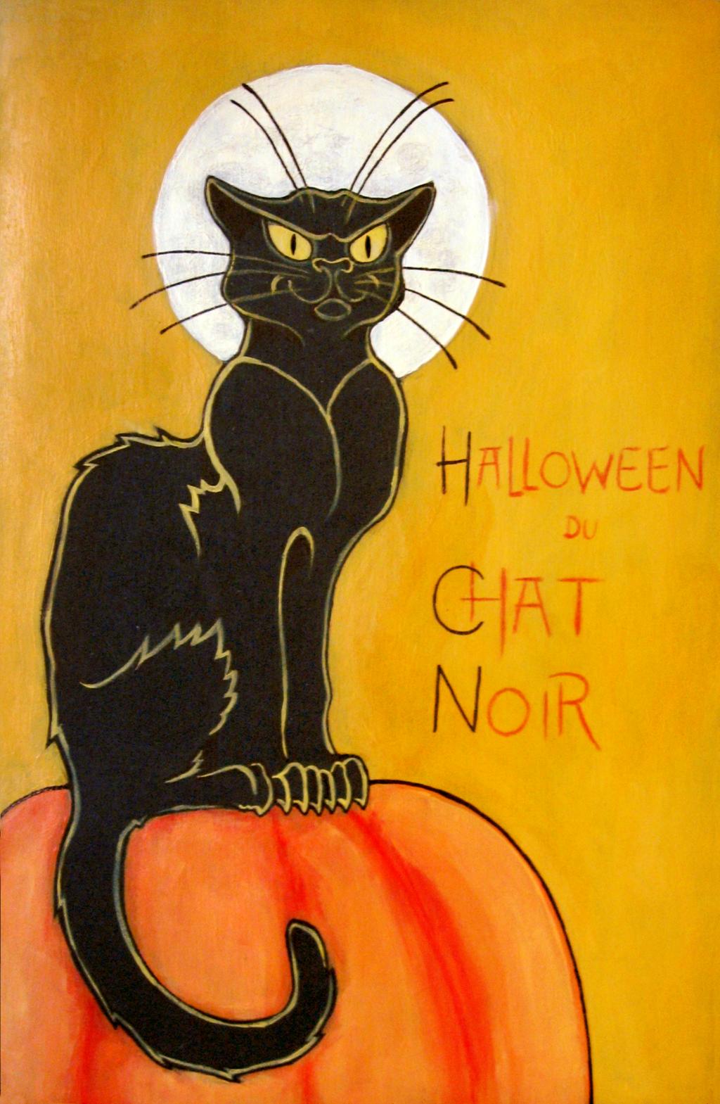 Halloween du Chat Noir by unistar2000 | Halloween | Pinterest | Le ...