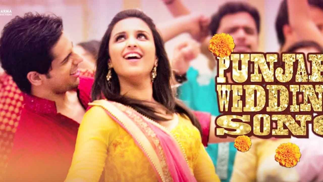 Catch The Mad Cuckin Frazy Wedding Song Of Year From Upcoming Film Hasee Toh Phasee Titled Punjabi Features Senti