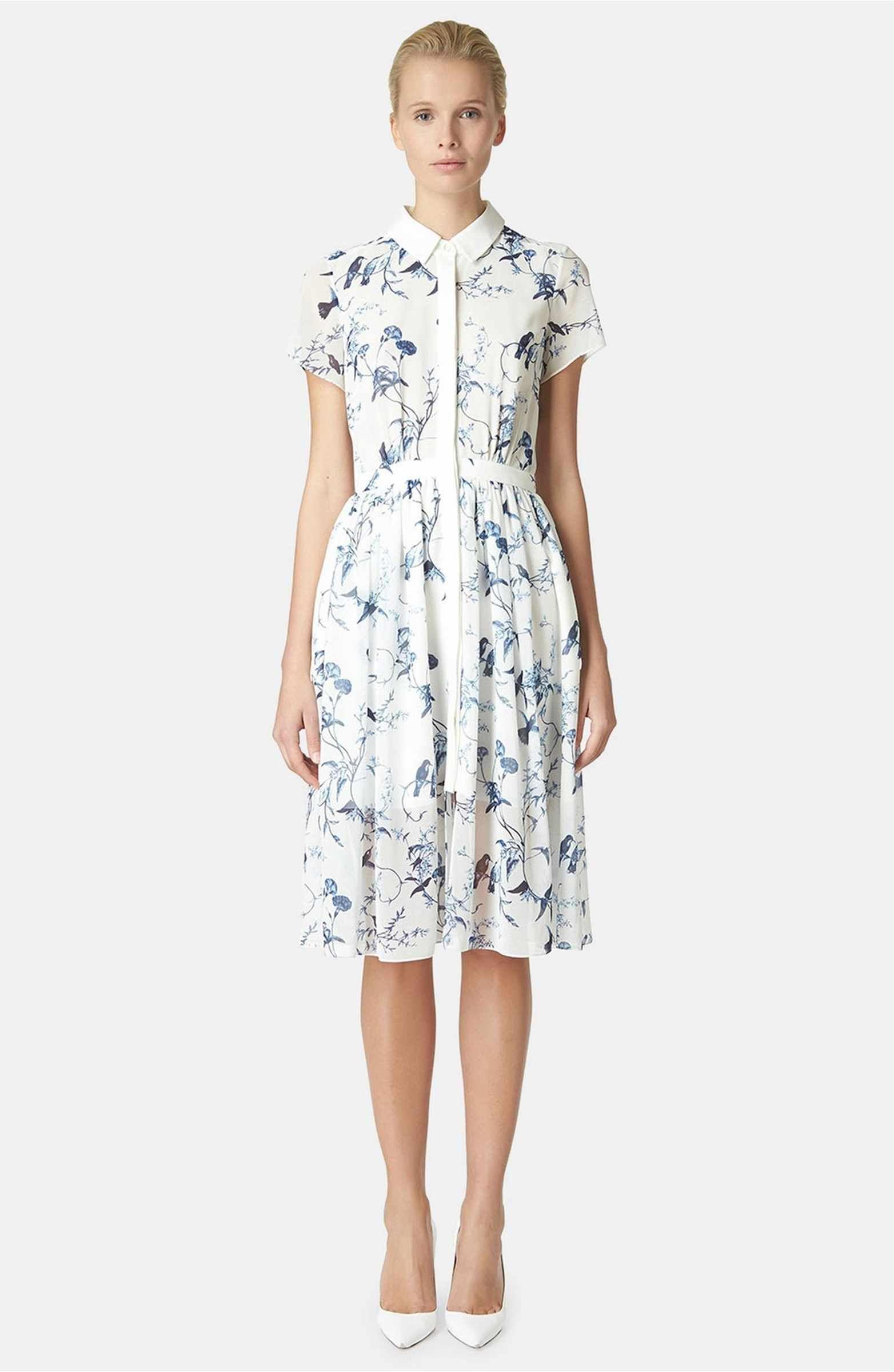 353e606fe90 Main Image - ERIN erin fetherston  Colette  Chiffon Dress