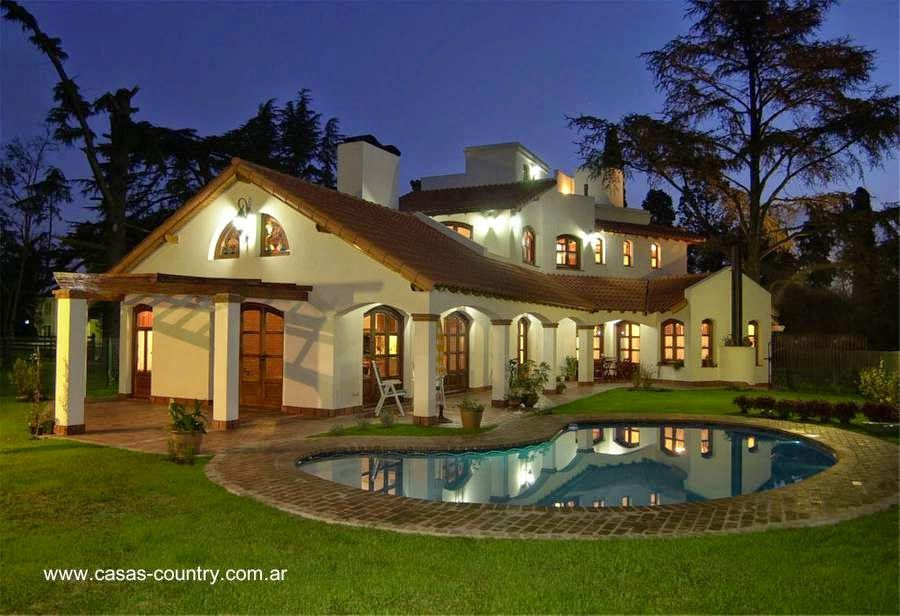 Casas estilo colonial buscar con google casa - Casas tipo colonial ...