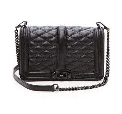 Rebecca Minkoff Love Crossbody Bag This Is My New Favorite It Works With Every