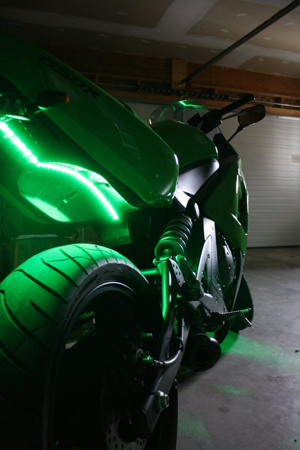 Motorcycle Accent Led Lights Super
