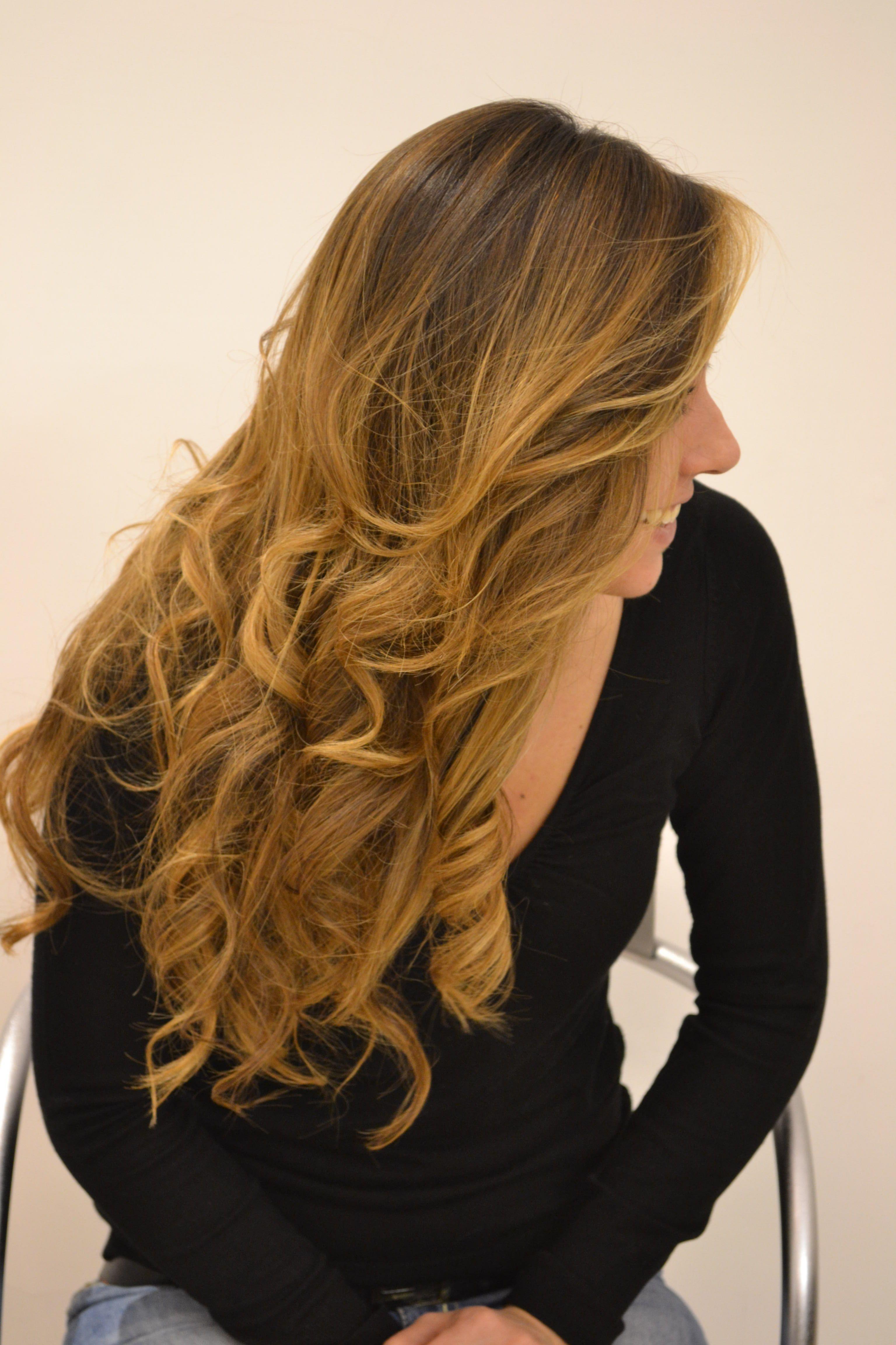 antoniomoccia specialista in capelli lunghi!!!   taglio punte aria