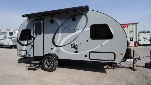 2019 R Pod 191 Exterior Camping R Pod Recreational Vehicles