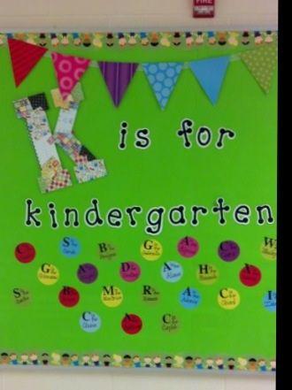 Pin By Cynthia Contreras On Classroom Inspiration Beginning Of Kindergarten Kindergarten Bulletin Boards School Crafts
