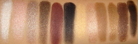 NUDE 'tude Eyeshadow Palette by theBalm #8