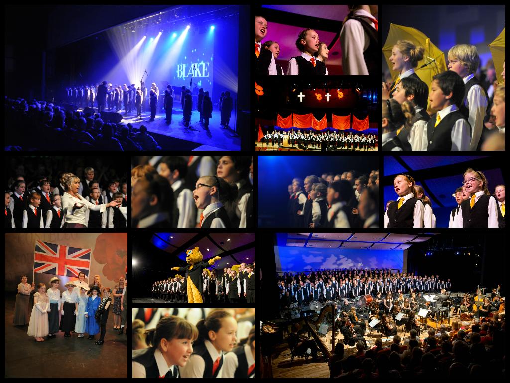 Hywel Girls' Choir & Hywel Boy Singers founded by John Hywel Williams MBE... Say hello at info@hywelchoir.com