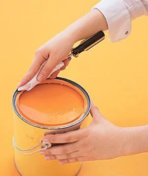 Painting Tricks And Time Savers Painting Tips Paint Storage Time Saver