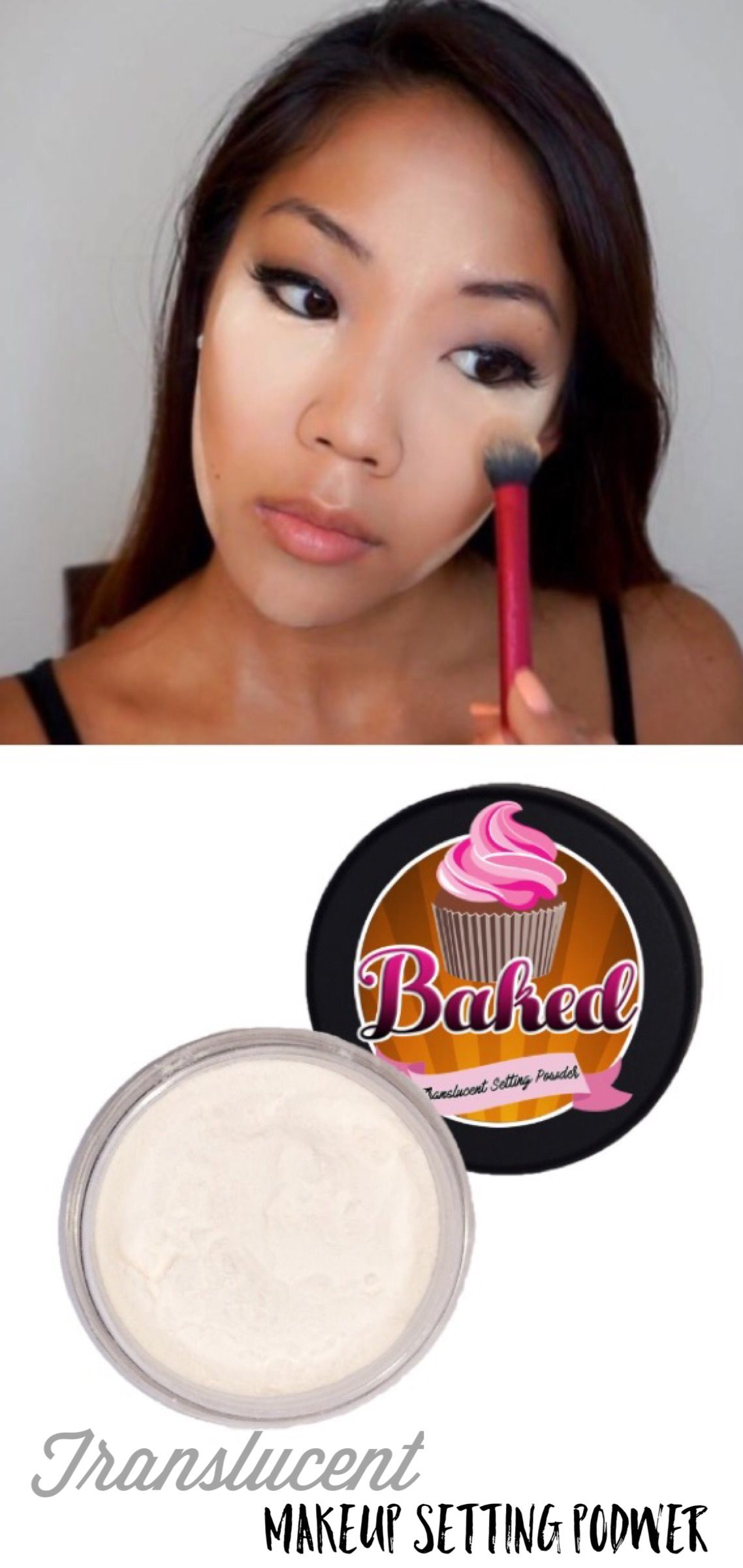 The best makeup setting powder for the best bake⭐ www