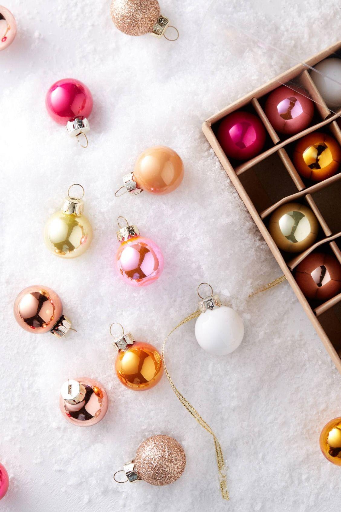 Mini Ornament Set