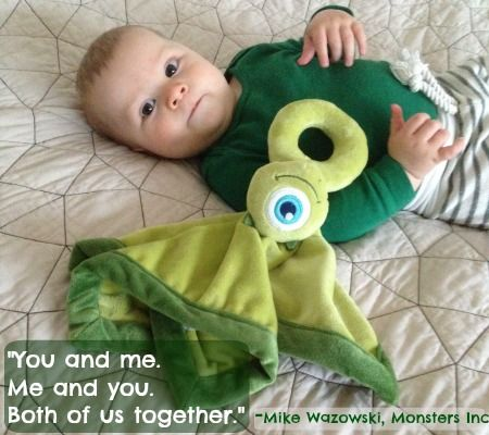 Thanks to Disney Baby for sponsoring this post and giving me aMonsters, Inc. Security Blanket and Ring Rattlefor free. My oldest, a little girl, has always been an independent little thing. From the time she was a wee babe, she's had no qualms about us dropping her off with the grandparents so we could have …
