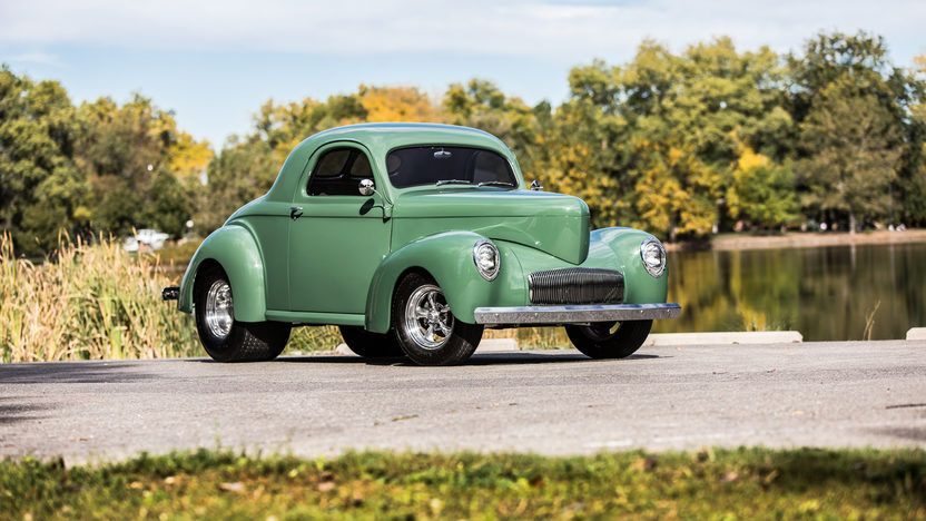 1941 Willys Americar Street Rod | S186 | Dallas 2016 | Mecum Auctions