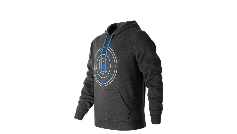 Nb lacrosse hoodie black heather lacrosse hoodie mens