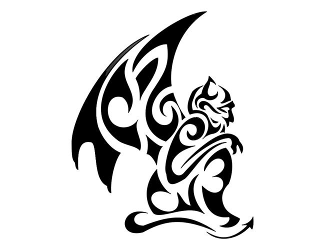 Photo of idées de tatouage de chauve-souris | Grand tatouage de masque de guerrier tribal | Tatouage Tabatha