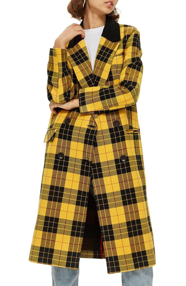 d3b49846c1 Ella Tartan Crombie Jacket