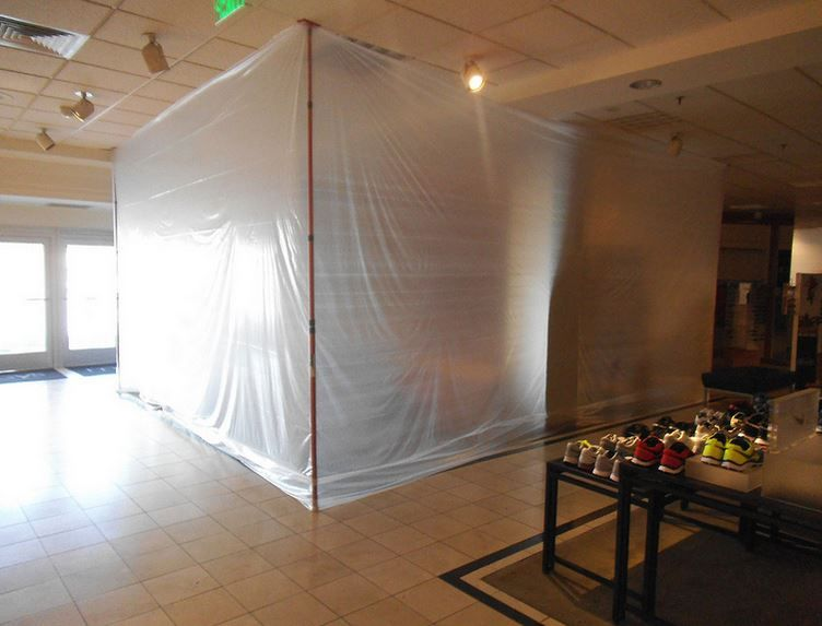 Pin By Americover Escondido Ca On Dust Containment Home